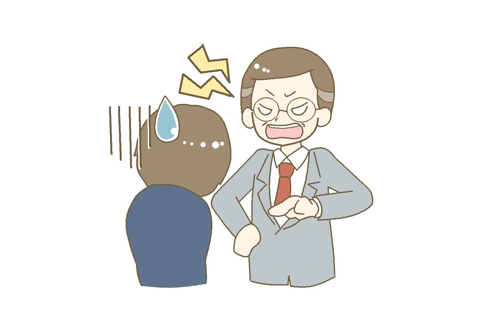 上司が怖くて仕事に行きづらい、やりづらい。対策や克服する方法は?