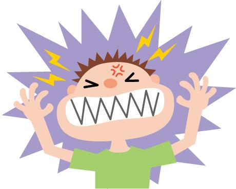 怒りに振り回されてしまう、コントロールできない。改善していくには?